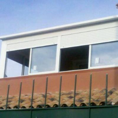 Cerrar balcón
