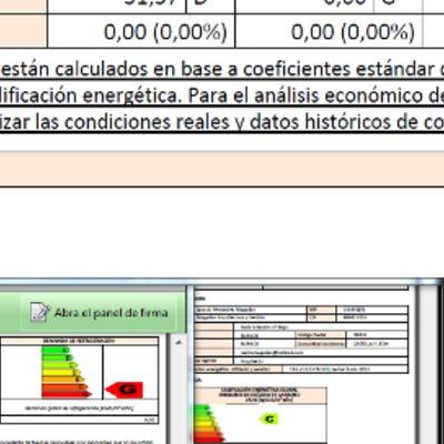 CERTIFICACION ENERGETICA DE EDIFICIOS