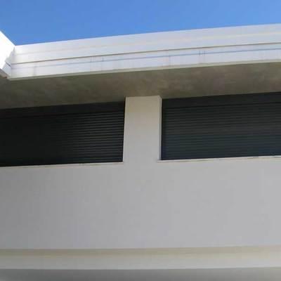 Chalet Detalle ventanas