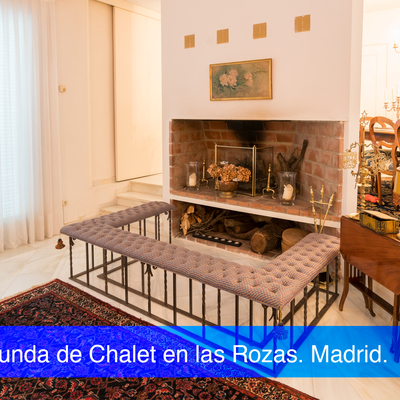 Limpieza Profunda de Chalet en las Rozas, Madrid