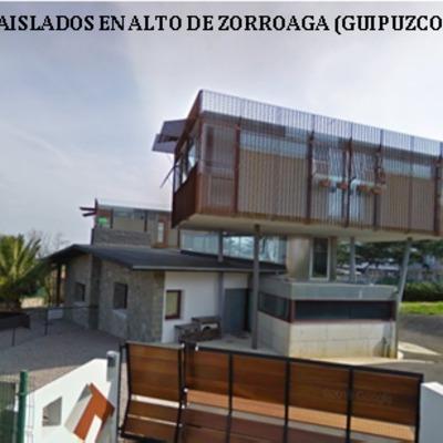 2 CHALETS AISLADOS EN ALTO DE ZORROAGA (GUIPUZCOA)