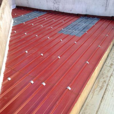 tejado panel de sandwich