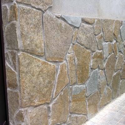 Chapado de piedra .
