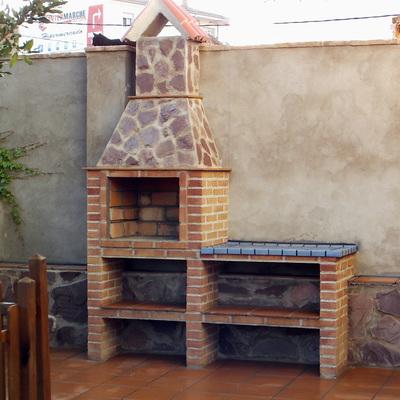 Presupuesto construir chimenea de obra en badajoz online for Chimeneas de obra