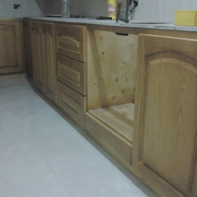 Cocinas carpinteria