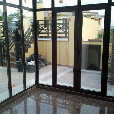 cierre con techo de cristal vista interior1