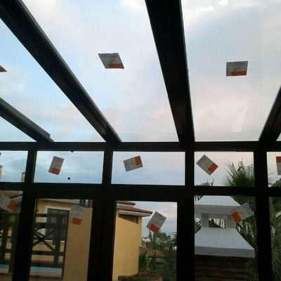cierre con techo de cristal vista interior2
