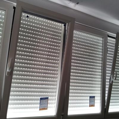 Cierre de 3 ventanas oscilobatientes con vidrio Guardian Sun