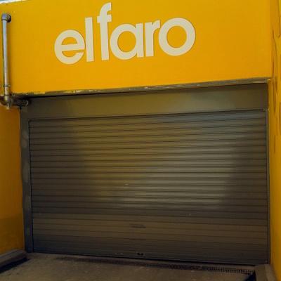 """Cierre enrollable """"el Faro"""""""