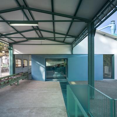 Centro de Interpretación de la Madera