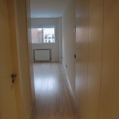 Frentes armario y puerta de paso