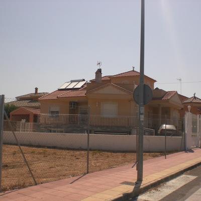 Equipo Termosifón 420L en la Gineta (Fortuna).