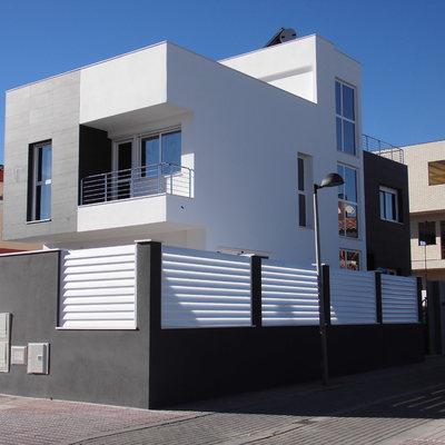 Vivienda unifamiliar en Castellón