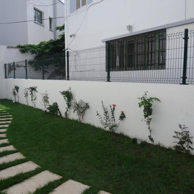 chalet en ciudad jardin