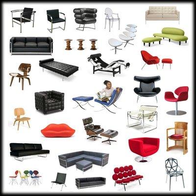 Clasicos del diseño - Modern classics