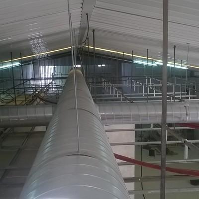 Climatización Nave Industrial