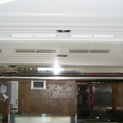 Climatización para hostelería