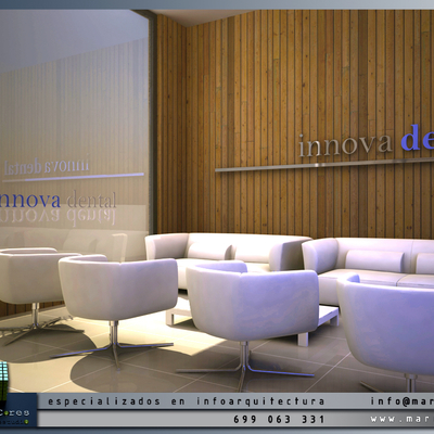 clinica dental 3d