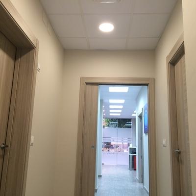 clinica dental terminada