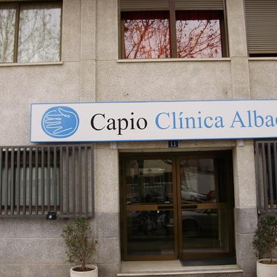 CLINICAS CAPIO SANIDAD
