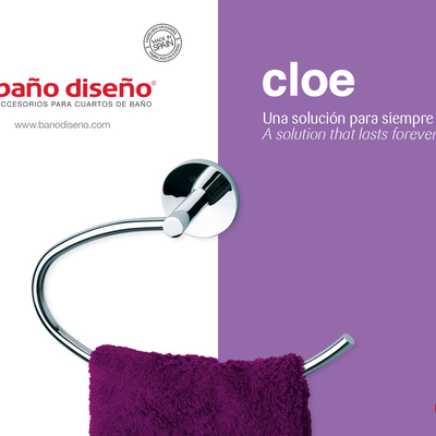 Accesorios de baño CLOE