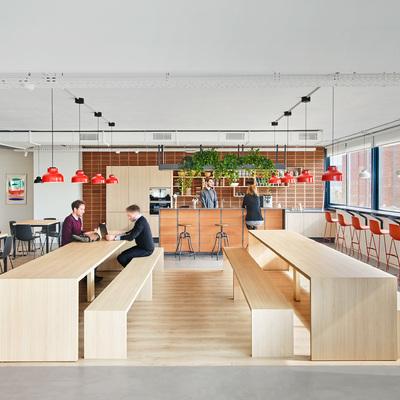 Start-up Hub en 22@. Barcelona