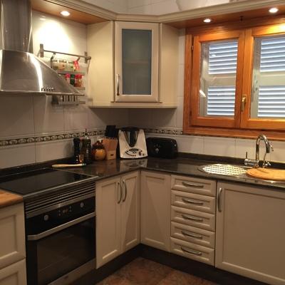Presupuesto pintar muebles cocina online habitissimo - Pintar muebles de cocina ...