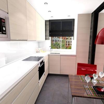 Reforma y diseño cocina