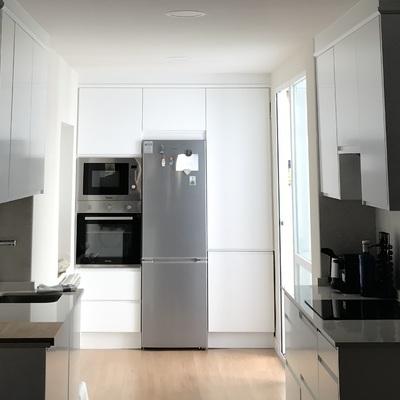 Cocina vivienda