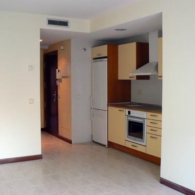 Cocina Americana Apartamento
