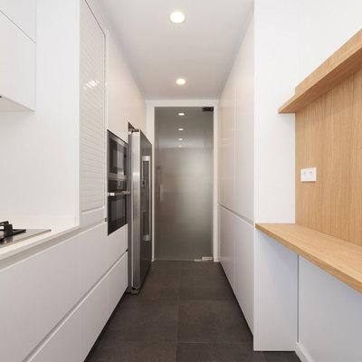 Cocina con electrodomésticos integrados | Sincro