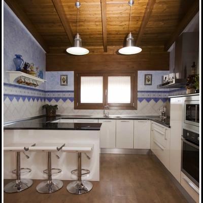 Cocina Casa Campo