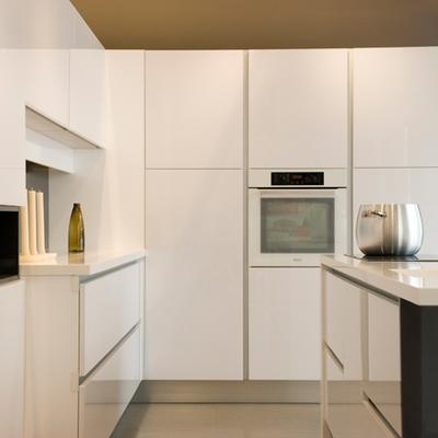 Cocina con mobiliario de Arrital Cucine