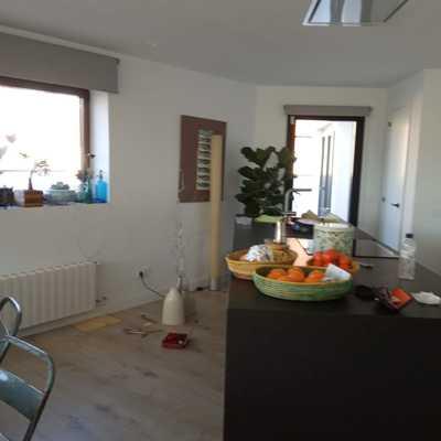 Area cocina en piso barcelona - DESPUES