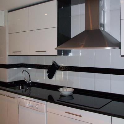 cocina de vivienda
