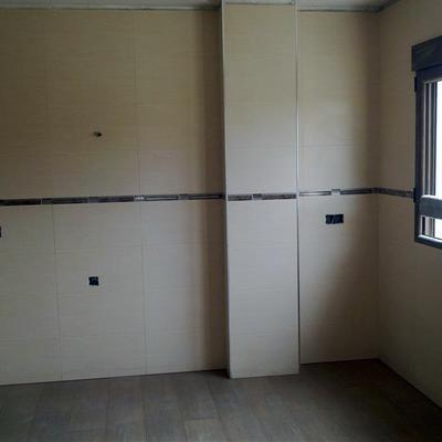 cocina en azulejo 33x 66