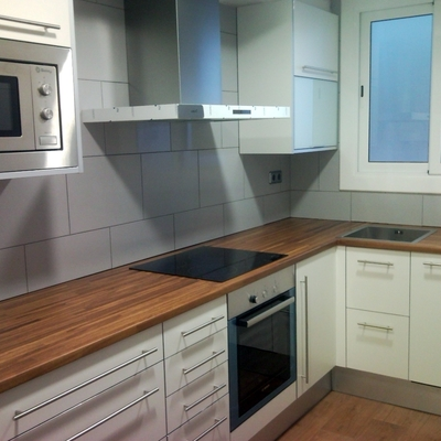 Presupuesto cocina formica online habitissimo for Cocina 3x3 metros