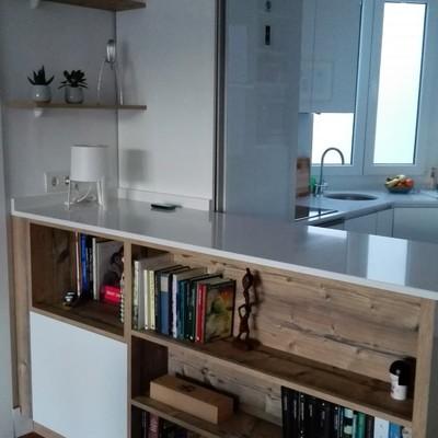 Integracion de cocina en Bilbao.