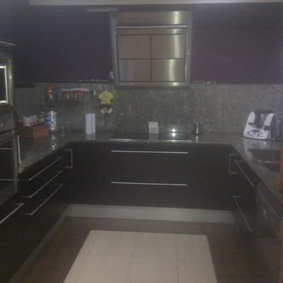 Cocina moderna, Caldes de Montbui