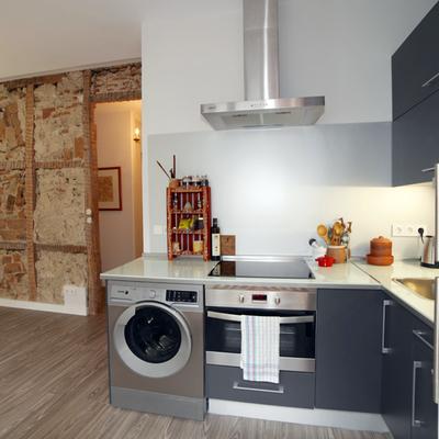 Cocina OLIVAR HOUSE