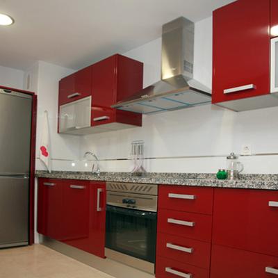 cocina rojo sotf