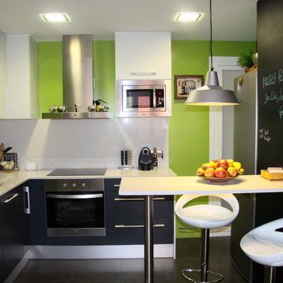 Ideas y fotos de silestone para inspirarte habitissimo - Cocinas leyre ...