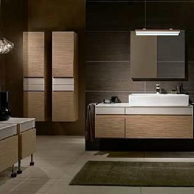 Colección memento (lavabo y muebles)