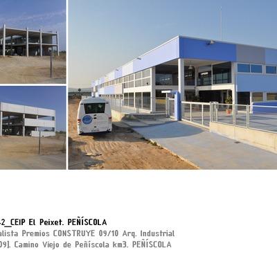 """Colegio """"El Peixet"""" - Peñíscola"""