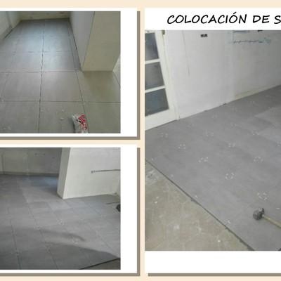 COLOCACIÓN DE SUELO