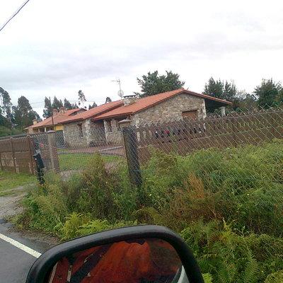colocacion de tejado en naron