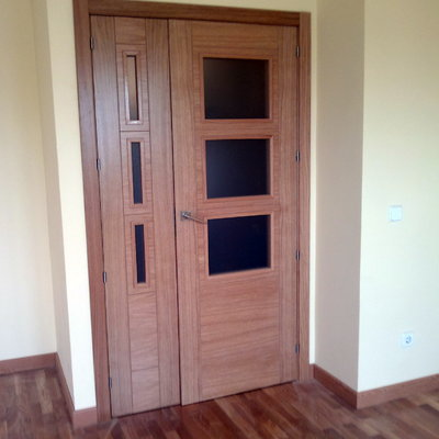 suministrar y instalacion puerta interior paso