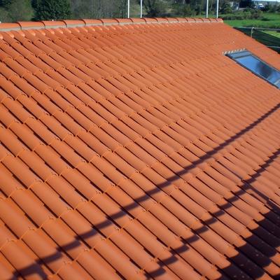 Materiales para tejados stunning chapas de tejado los - Material para tejados ...