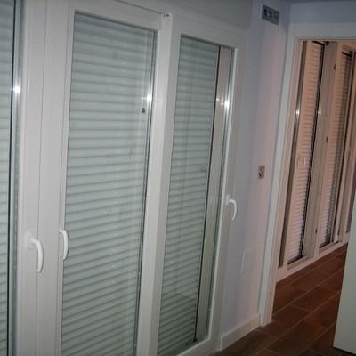 Colocación ventanales de pvc terminado
