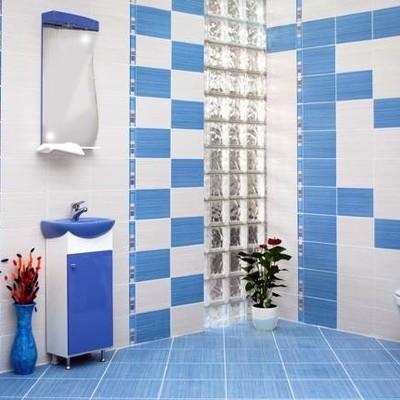 Combinacion de azulejo con paves